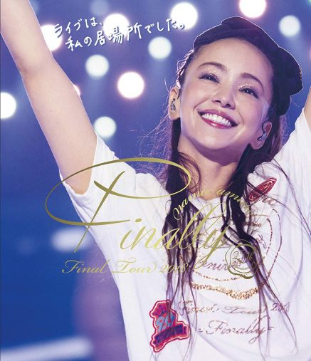 『namie amuro Final Tour 2018 ~Finally~』