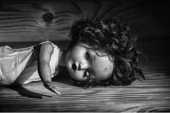 壊れた人形 性犯罪レイプ セクハラモラハラ被害女性