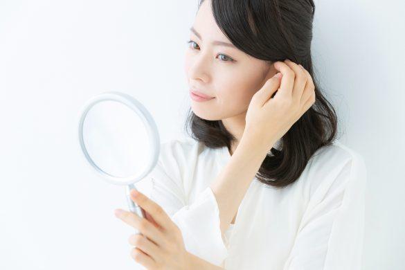 ヘアケア・髪・女性