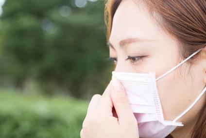 インフルエンザ マスク 風邪