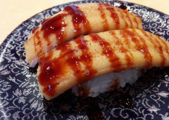 寿司 穴子