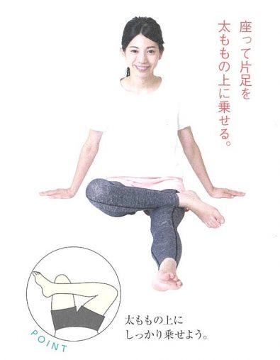 ゆびのば体操 STEP1