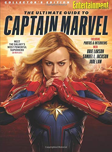 Entertainment Weekly (February 22, 2019)The Ultimate Guide to Captain Marvel