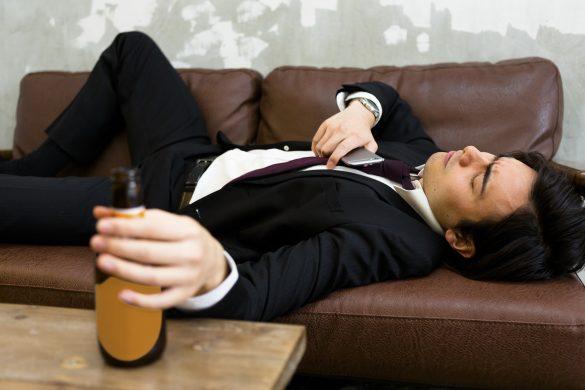 夫の酒癖が悪い