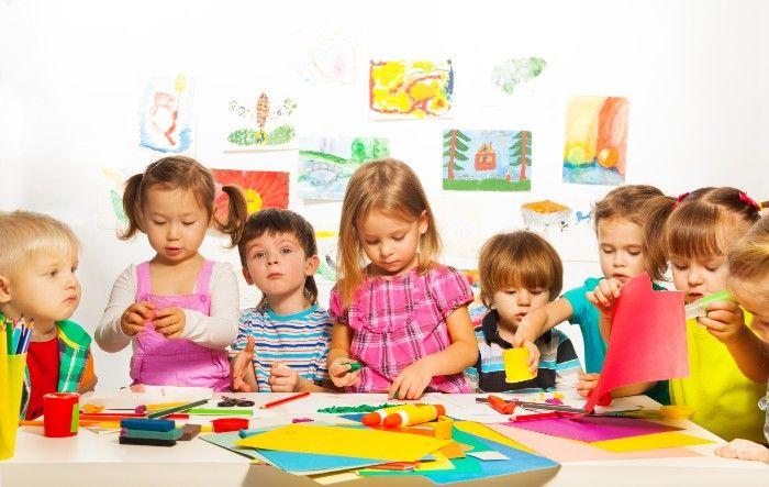 子供たち 保育園幼稚園託児所