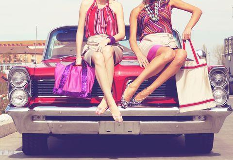 女性2人旅