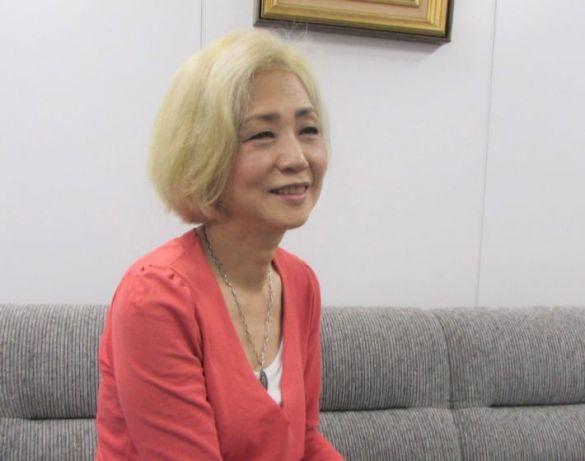 漫画家・小説家の内田春菊さん