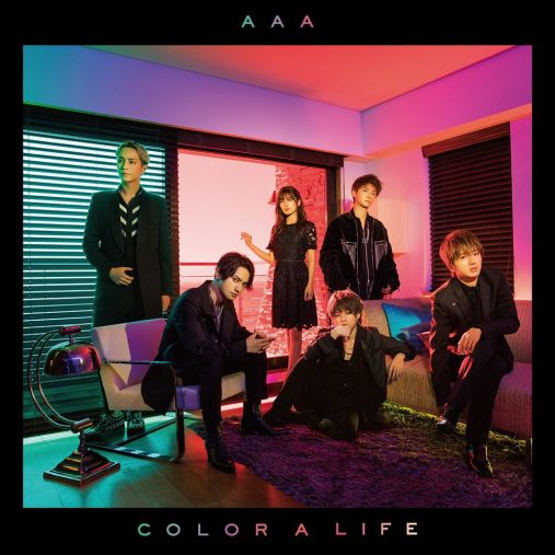 『COLOR A LIFE(CD+DVD)』(avex trac)
