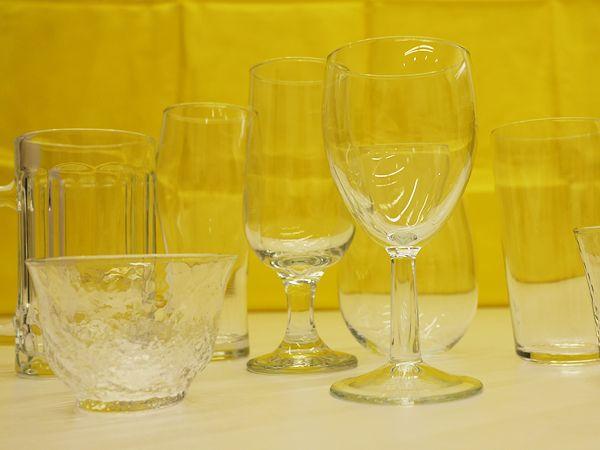 グラス選び