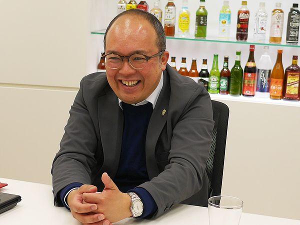 キリンビール株式会社・企画部の中水和弘氏