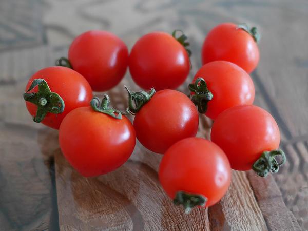 レインボーソース・食材/ミニトマト