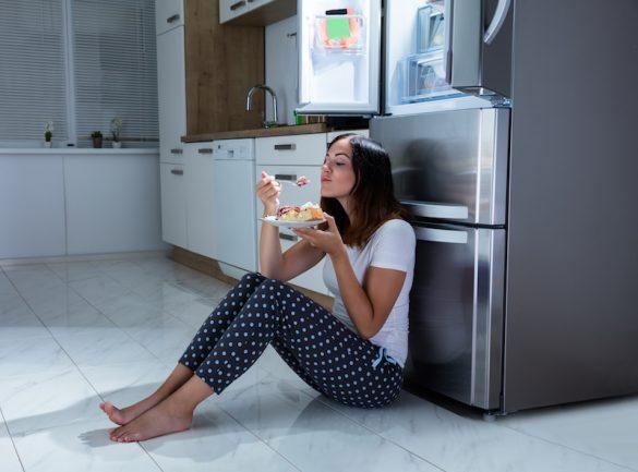 ダイエット中の23時「我慢できないほどお腹が空いた」とき、ローソンで買うなら?