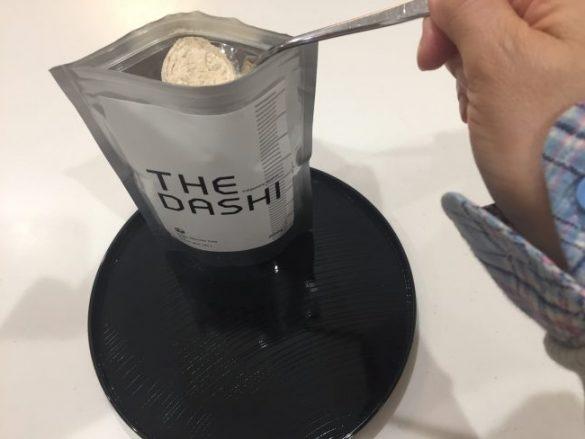 「THE DASHI」だし茶漬け
