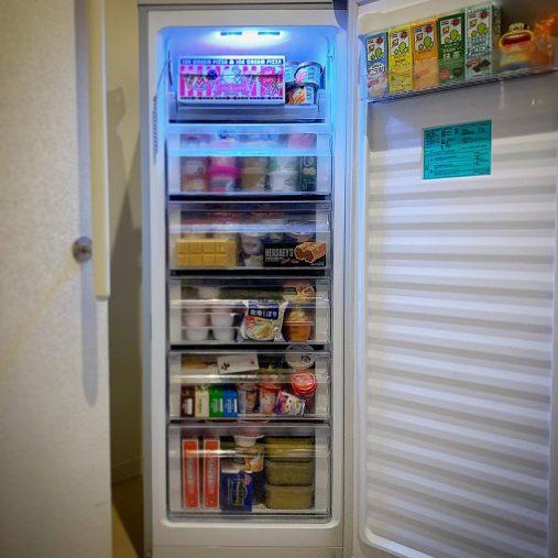 アイス専用冷凍庫