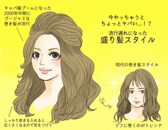 古くさく見える\u201c危険な髪型\u201d3選。デカ団子、盛り髪\u2026今っぽく