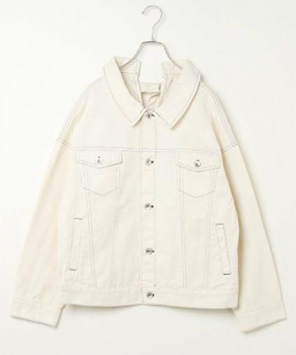 ホワイトジャケット