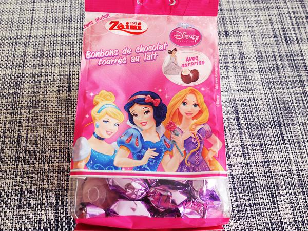 Zaini(ザイーニ)チョコレートバッグ プリンセス