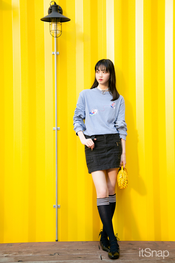 永井莉音サン(169cm)