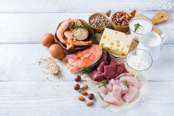 肝臓を整えるためには、「毎食、たんぱく質をきちんと摂る」