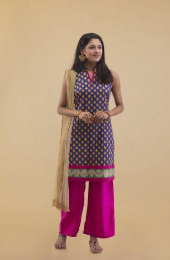 パンジャビ・ドレス、サルワール・カミーズ、パンジャービー・スーツ、インド女性
