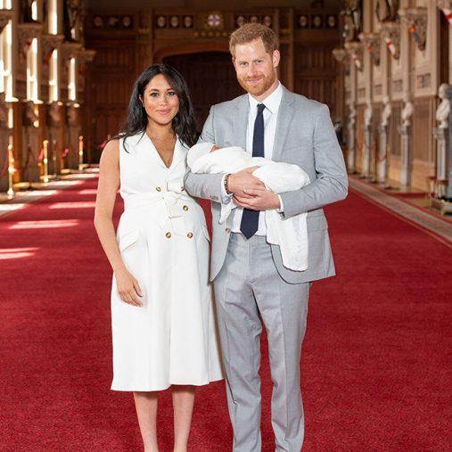 メーガン妃、ヘンリー王子