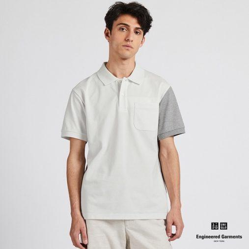 ユニクロ ドライカノコ ポロシャツ