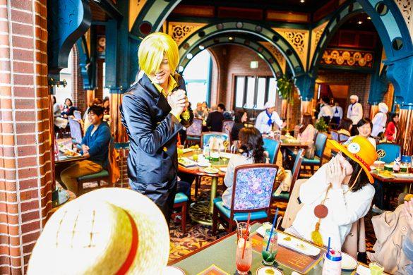 「サンジの海賊レストラン」