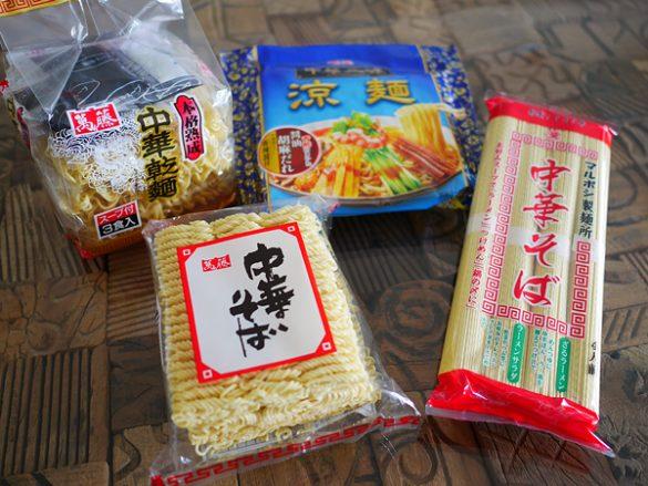 冷やし中華は「乾麺」で! 生麺をしのぐ乾麺ベスト3
