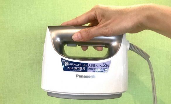衣類スチーマー(シルバー調)NI-FS750-S 14,904円(税込)