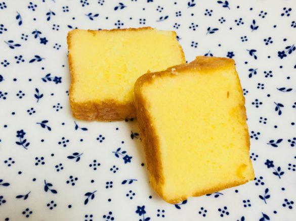 ク―ベルチュールチョコレート 瀬戸内レモンケーキ