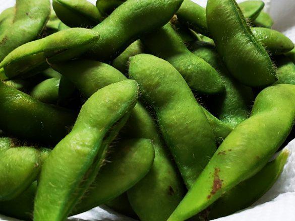 枝豆の美容効果 ダイエット