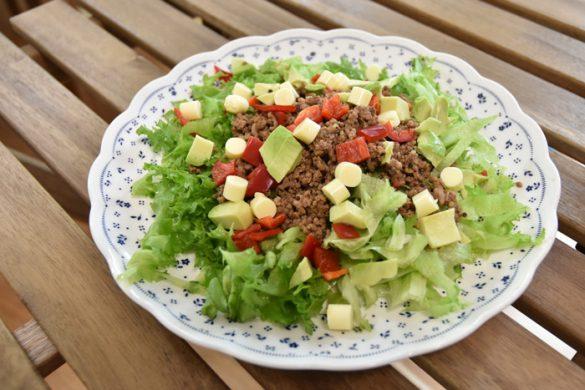 タコライスサラダ