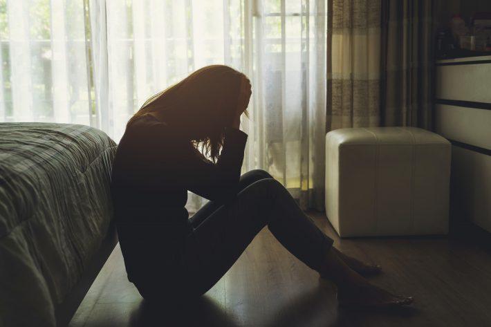 鬱になってキャバクラをやめたキャストの女性