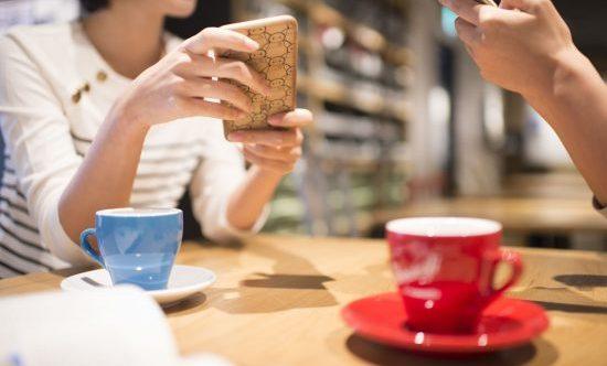 男女 カフェ