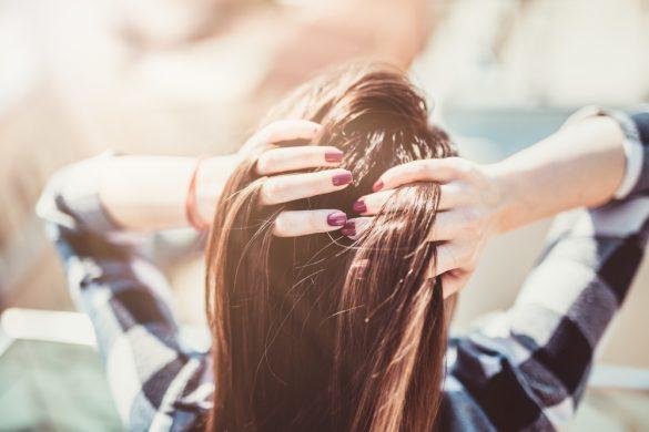 髪 夏 紫外線