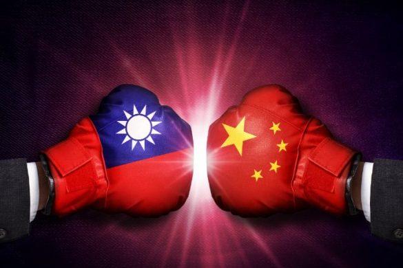 台湾、中華民国VS中国、中華人民共和国