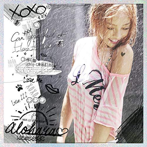 ク・ハラ ミニ1stアルバム『Alohara(Can You Feel It?)』