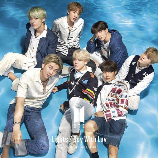 BTS『Lights / Boy With Luv(初回限定盤B)』