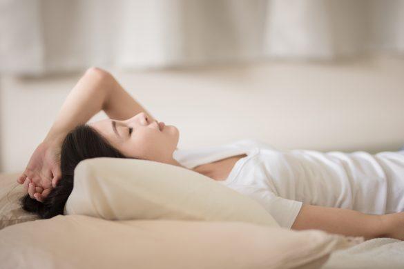 寝苦しい残暑の快眠対策