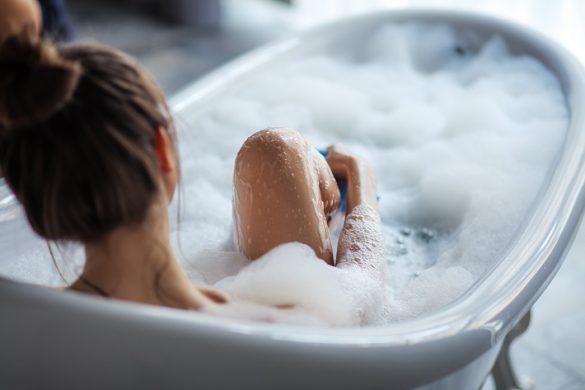 美肌にはシャワーではなく入浴がおすすめ