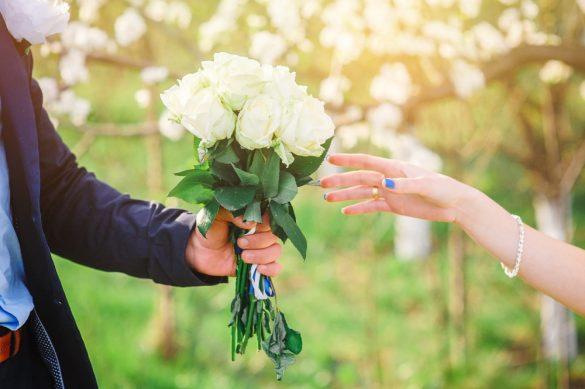 結婚 プロポーズ カップル 男女