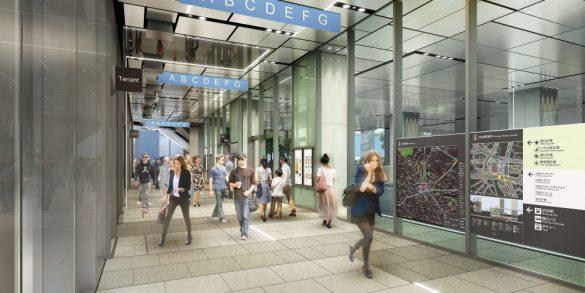 渋谷フクラス バスターミナルのイメージ