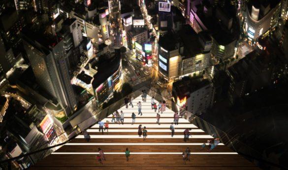 渋谷スクランブルスクエア第I期(東棟)SHIBUYA SKY 「SKY EDGE」イメージ