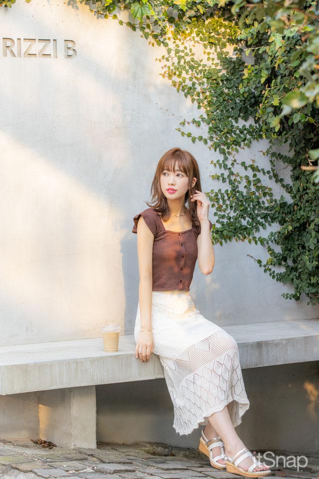 稲田汐莉サン(163cm)