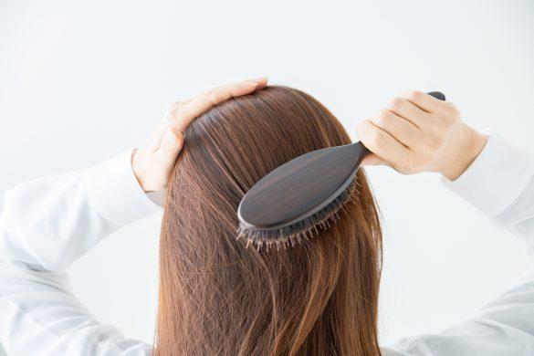 まずはブラッシングから美髪習慣を