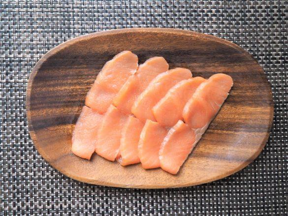 鮭のアスタキサンチン&たんぱく質も〇