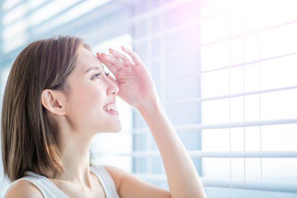秋の紫外線対策