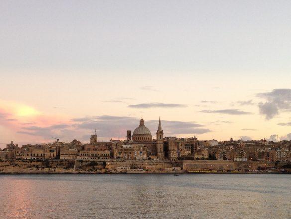 マルタでリセット旅