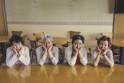 地域の婦人会