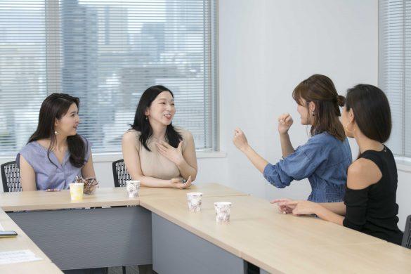 福良真莉果さん、鶴あいかさん、森田紗英さん、若尾綾香さん